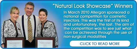 Natural Look Showcase Winners